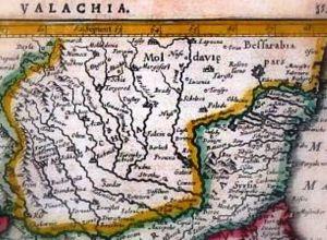 Asezarea de pe moșia OLTENIȚA MAI VECHE DE 1515